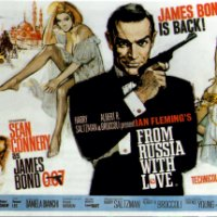 Bondtema: From Russia with Love ( 1963 Storbr )