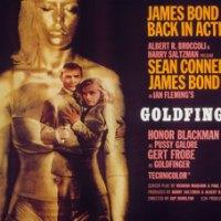 Bondtema: Goldfinger ( 1964 Storbr )