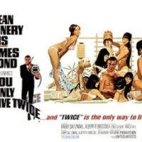 Bondtema: You only live twice ( 1967 Storbr )