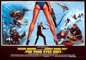 Bondtema: For your eyes only ( 1981 Storbr )