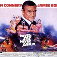 Bondtema:Never say never again ( 1983 Storbr )