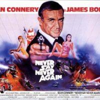 Bondtema:Never say never again ( 1983 Storbr )