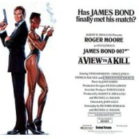 Bondtema: A view to a kill ( 1985 Storbr/USA )