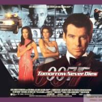 Bondtema: Tomorrow never dies ( 1997 Storbr/USA )