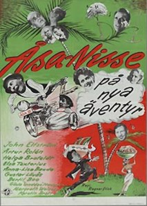 Åsa Nisse på nya äventyr (1952 Sverige)