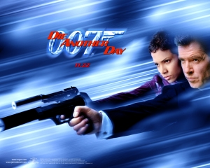 Bondtema: Die another day (2002 USA/Storbr)
