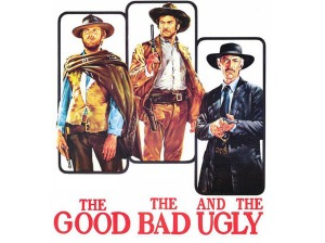 ALIM: The Good the bad and the ugly (1966 Italien)