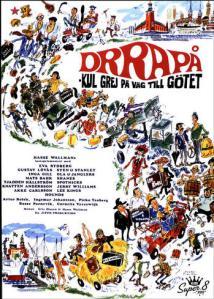 Drra på - kul grej på väg till Götet (1967 Sverige)