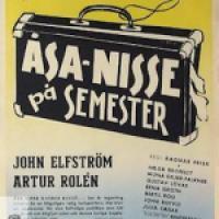 Åsa Nisse på semester (1953 Sverige)