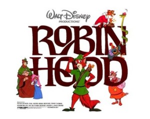 ALIM: Robin Hood (1973 USA)