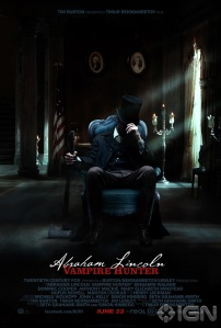 Abraham Lincoln: Vampire hunter (2012 USA)