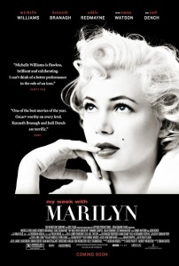 New Poster of My Week with Marilyn
