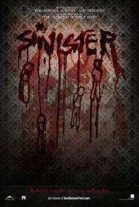 Filmspanarna: Sinister (2012 USA)