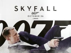 Bondtema: Skyfall (USA/Storbr 2012)