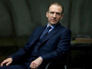 Nye M, Ralph Fiennes - ett ypperligt val!