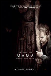 Mama 2013 film movie poster large