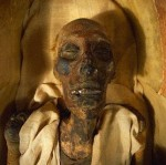 Mummified Remains of Ramses II