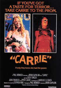 Carrie vs. Carrie (1976, 2013 USA)