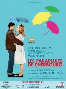 Les Parapluies de Cherbourg (1964 Frankrike)