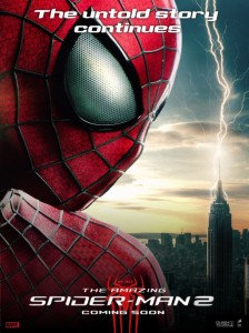 The Amazing Spiderman 2 (2014 USA)
