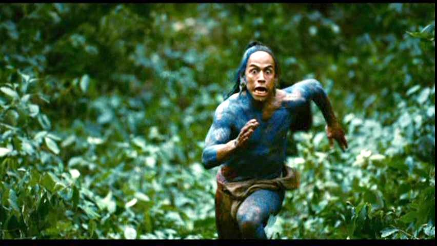 Rudy Youngblood running