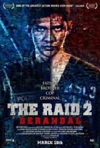 The-Raid-2-Mosaic-Poster