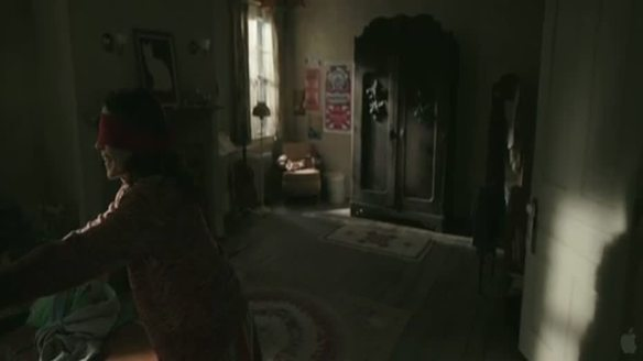 the conjuring carolyn perron hide and clap wardrobe armoire