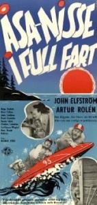 ≈sa-Nisse i full fart (1957) Filmografinr 1958/10