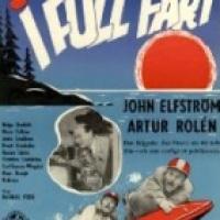 Åsa-Nisse i full fart (1957 Sverige)