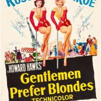 Gentlemen prefer blondes (1953 USA)