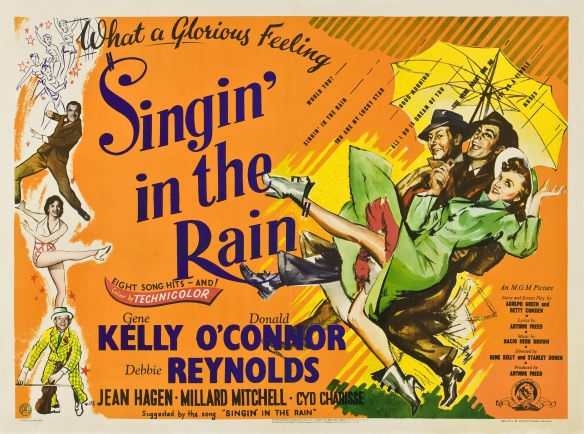 Poster - Singin' in the Rain_02