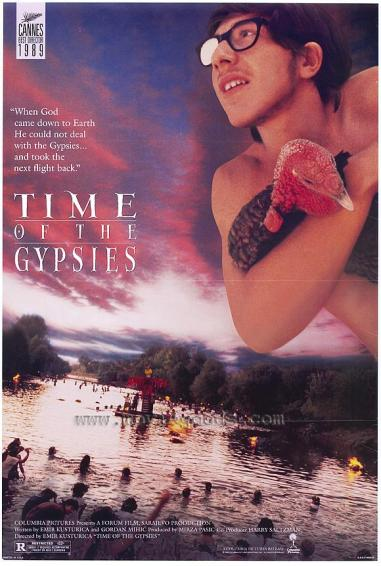 Time of the Gypsies Poster 1