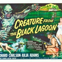The Creature from the Black lagoon (1954 USA)