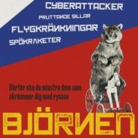Mattias Göransson: Björnen kommer!