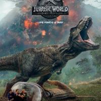 Jurassic world: Fallen kingdom (2016 USA)