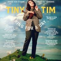 Tiny Tim - King for a Day   (2020 Sverige m.fl  )
